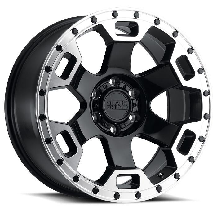 Black Rhino Gauntlet  light alloy wheels