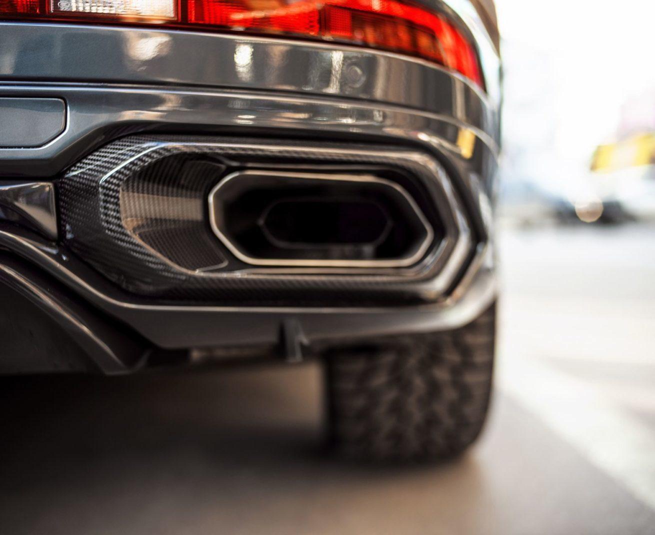MTR Design Body Kit for Audi Q5/SQ5 carbon fiber
