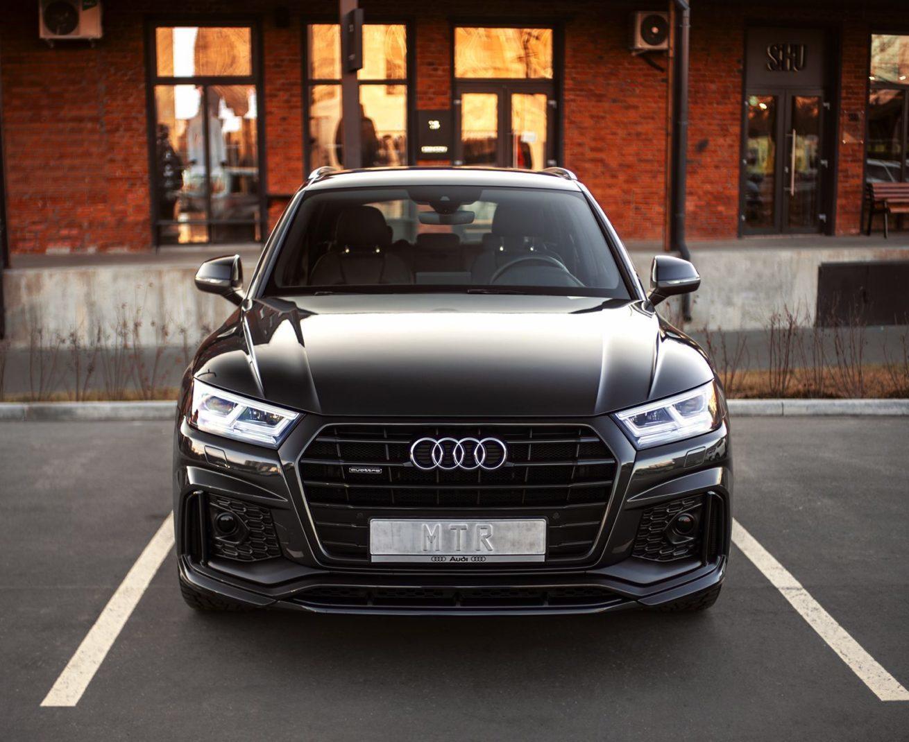 MTR Design Body Kit for Audi Q5/SQ5 new model
