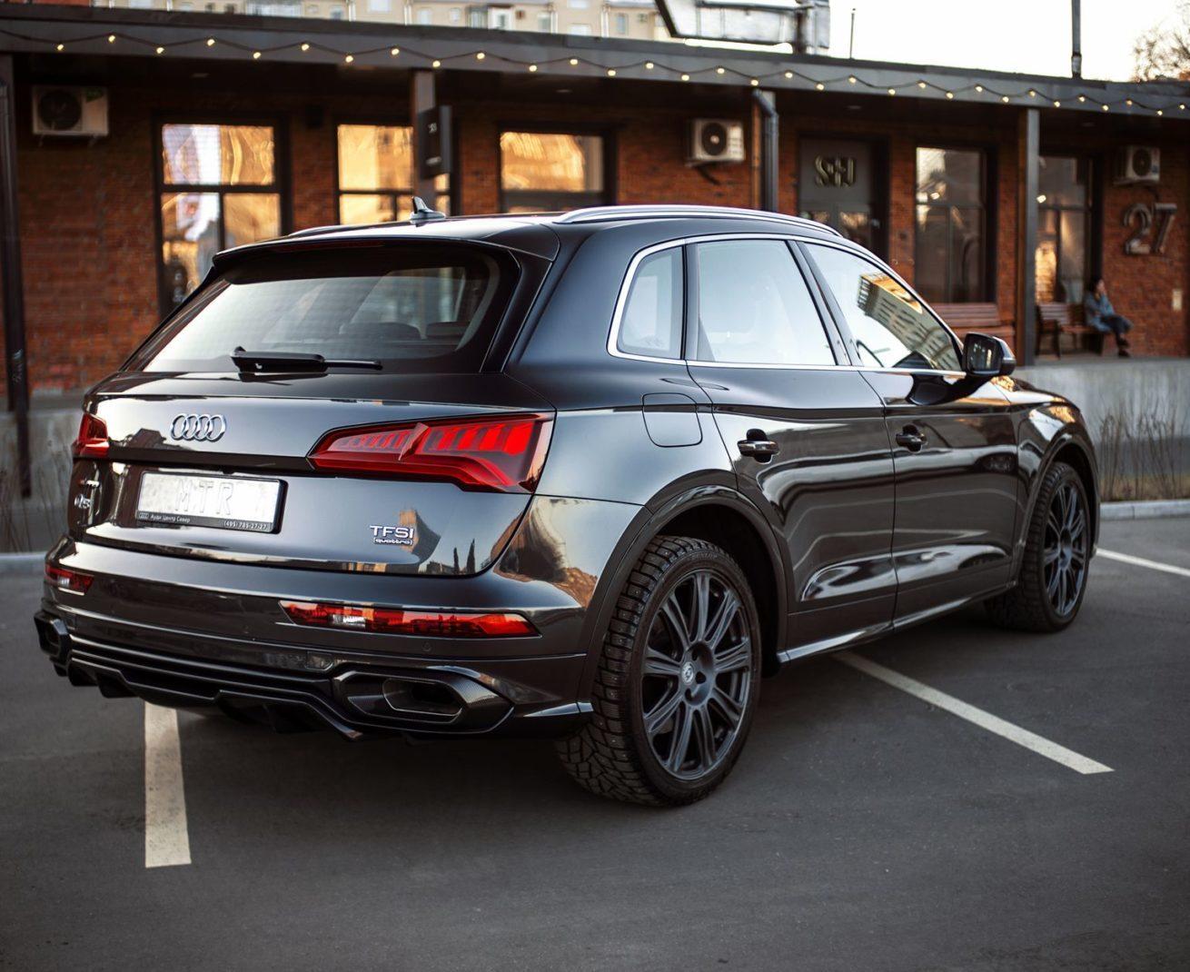 MTR Design Body Kit for Audi Q5/SQ5 latest model