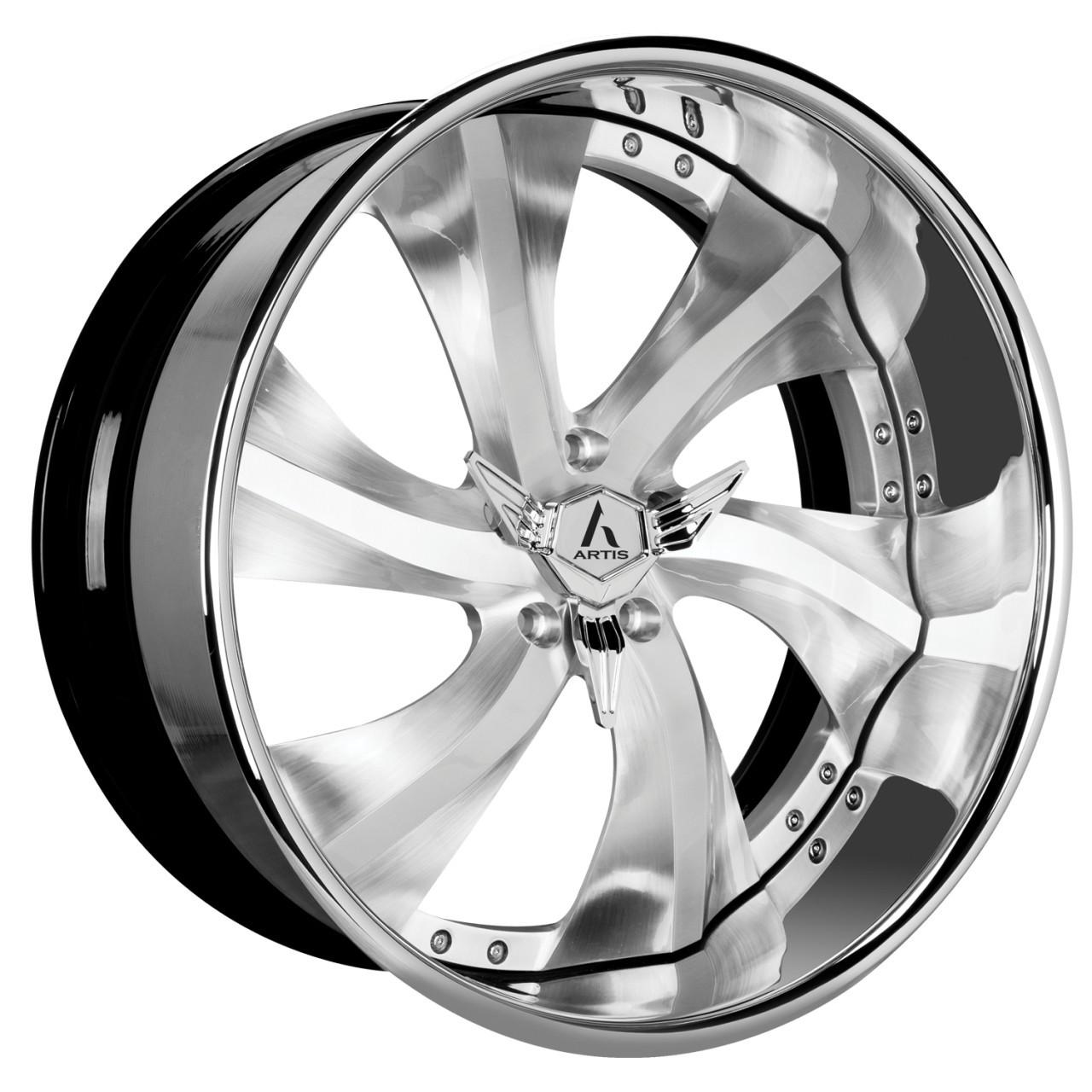 Artis Boss forged wheels