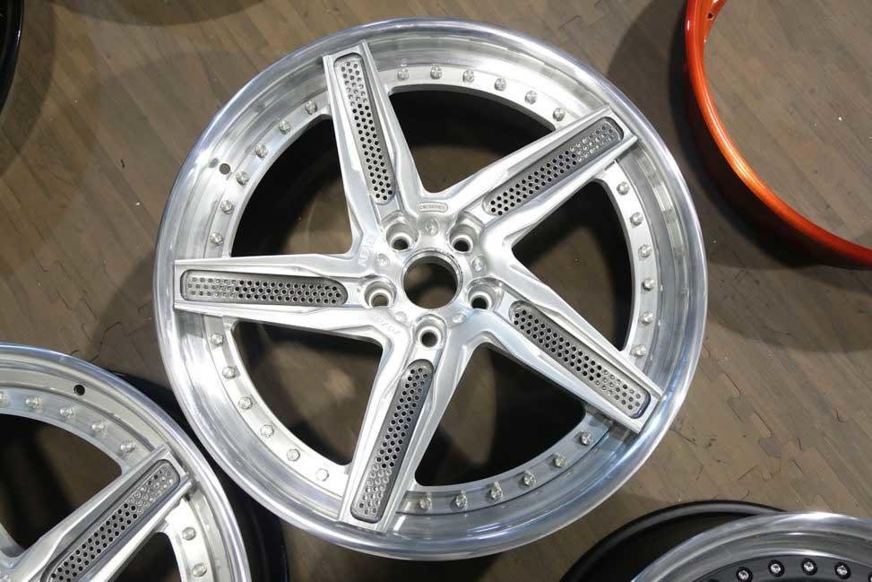 ADV.1 ADV05RM M.V2 (CS Series) forged wheels