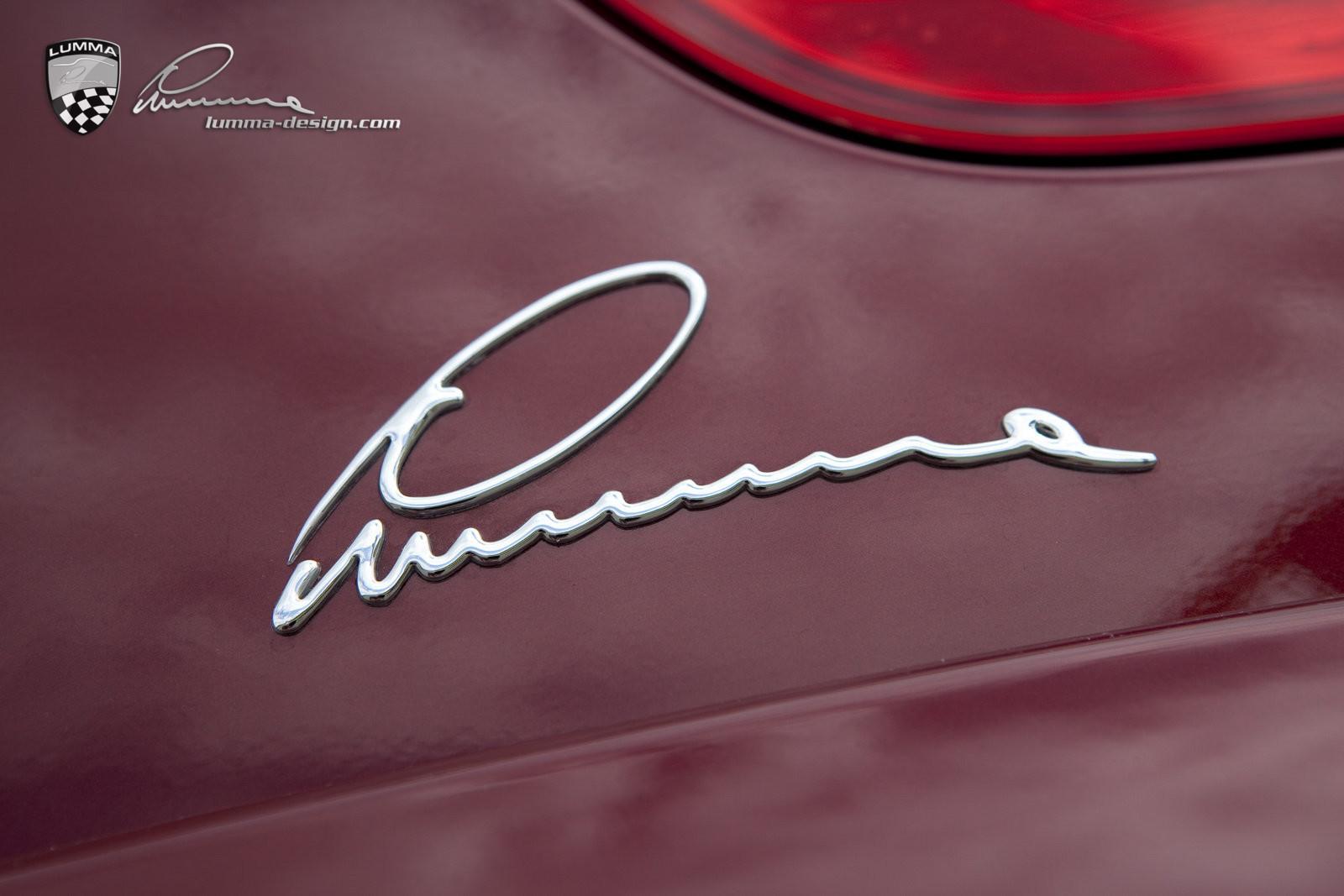 LUMMA CLR X 650 BODY KITS FOR BMW X6 50I E71 NEW MODEL