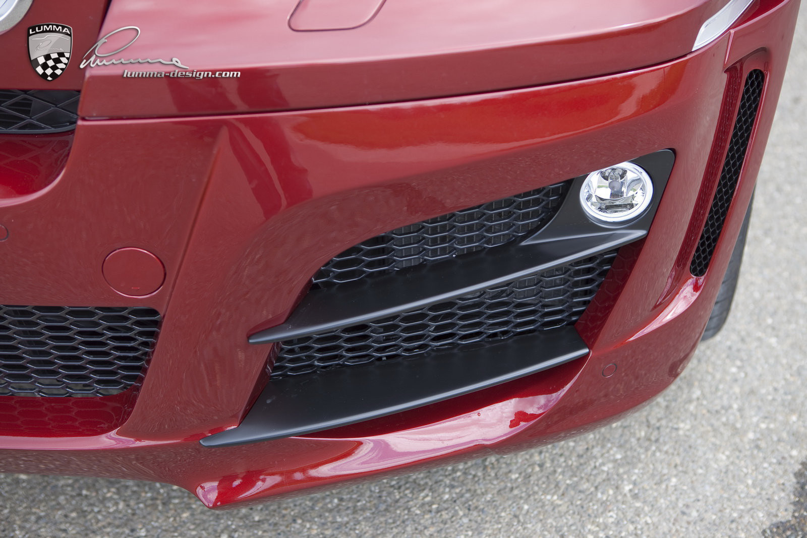 LUMMA CLR X 650 BODY KITS FOR BMW X6 50I E71 NEW MODEL 2020