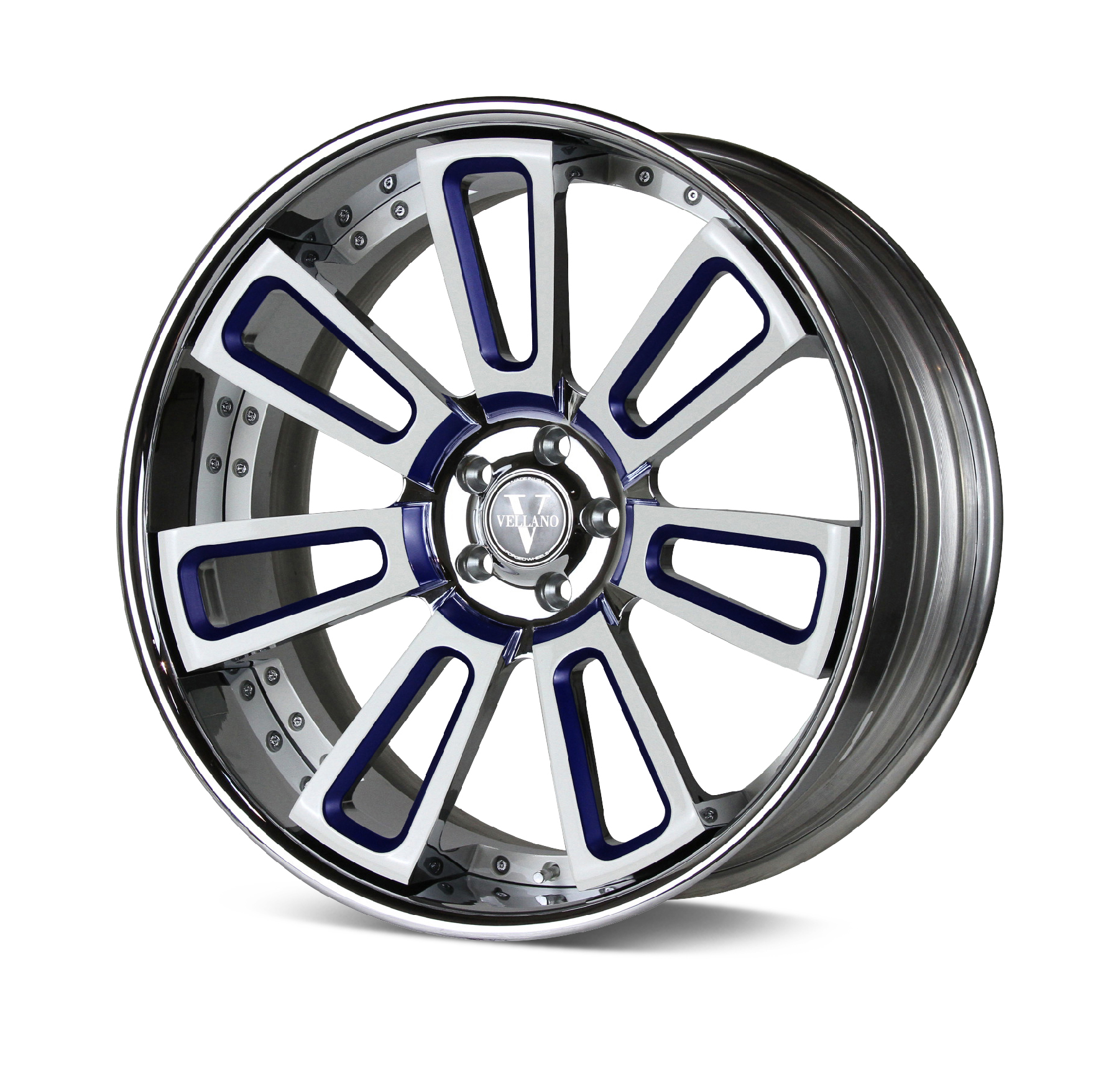 Vellano VKG forged wheels