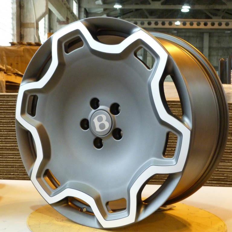 Solomon Alsberg Brooklyn forged wheels