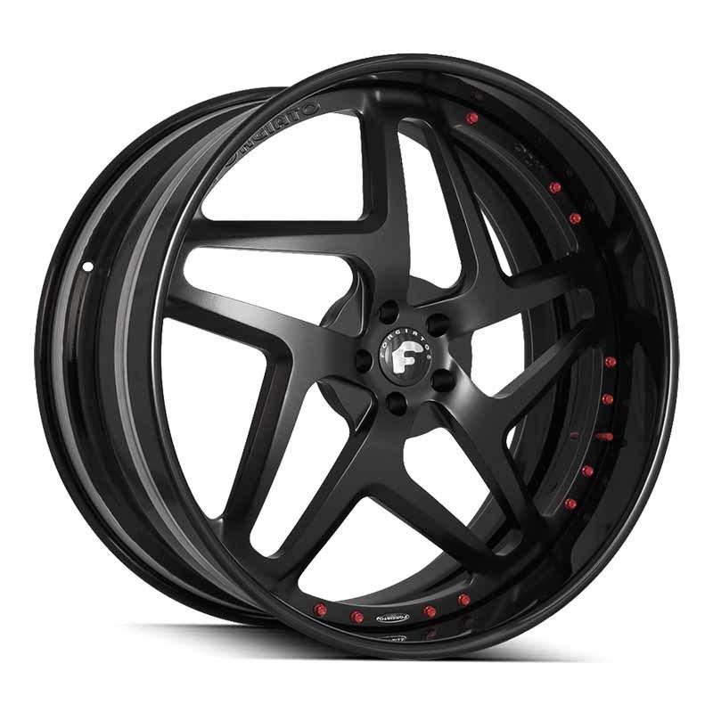 Forgiato F2.11-D (Original Series) forged wheels