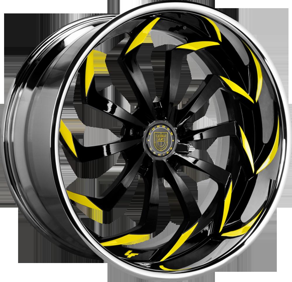 Lexani LF-770 STATIC  Forged Wheels