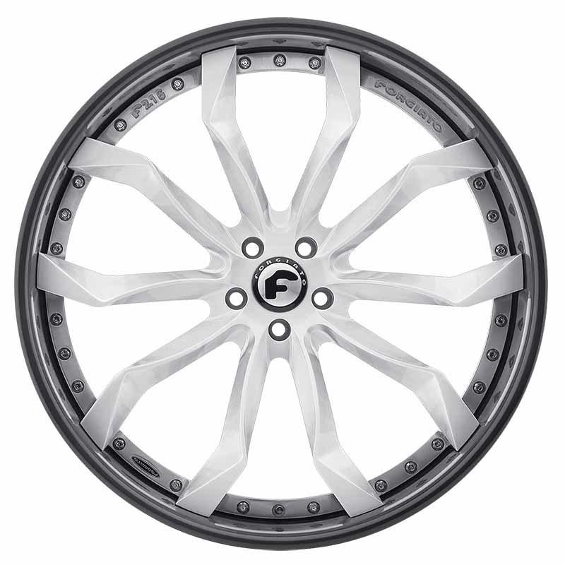 Forgiato F2.16-B (Original Series) forged wheels