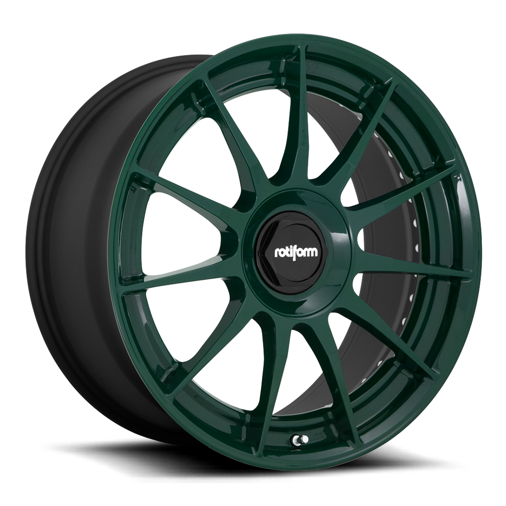 Rotiform DTM 2 piece forged wheels