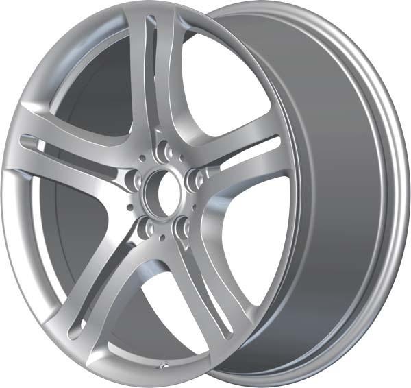 Solomon Alsberg Galeot forged wheels