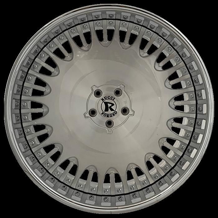 Rucci Forged Wheels Miliardario