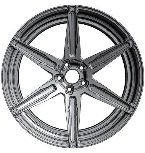 ADV.1 ADV6 M.V2 (CS Series) forged wheels