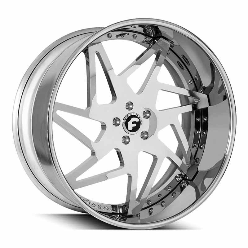 Forgiato Finestro (Original Series) forged wheels