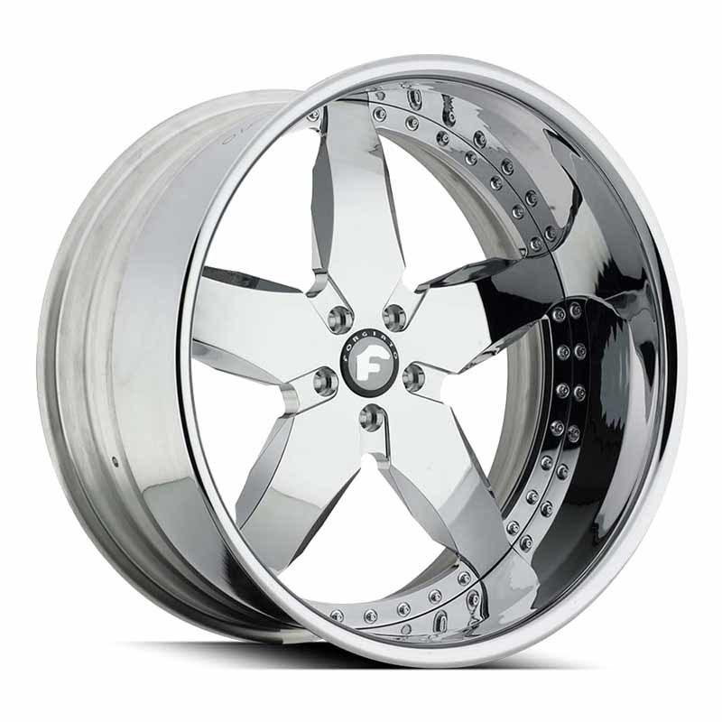 Forgiato Fiocco (Original Series) forged wheels
