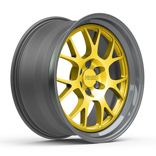 FIKSE 701 forged wheels
