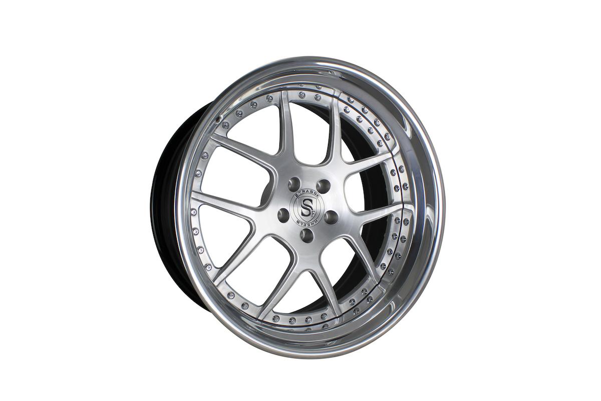 Strasse  SM5 PERFORMANCE 3 Piece Forged Wheels