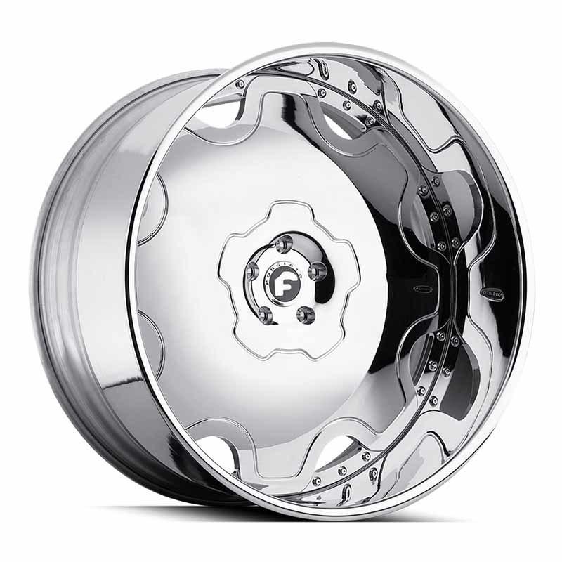 Forgiato Fiore (Original Series) forged wheels