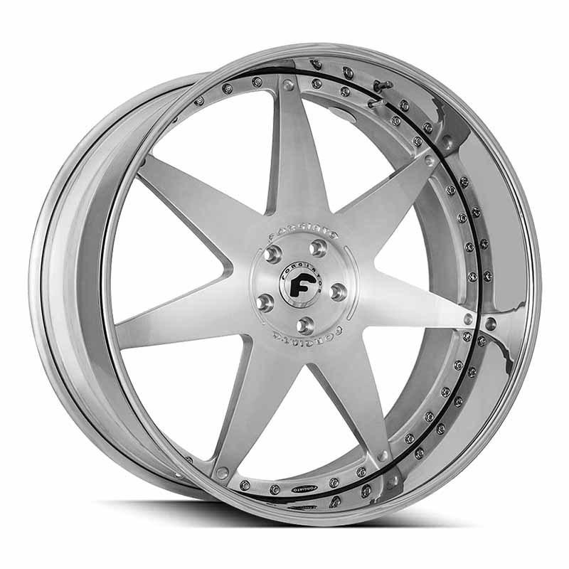 Forgiato Fissato (Original Series) forged wheels
