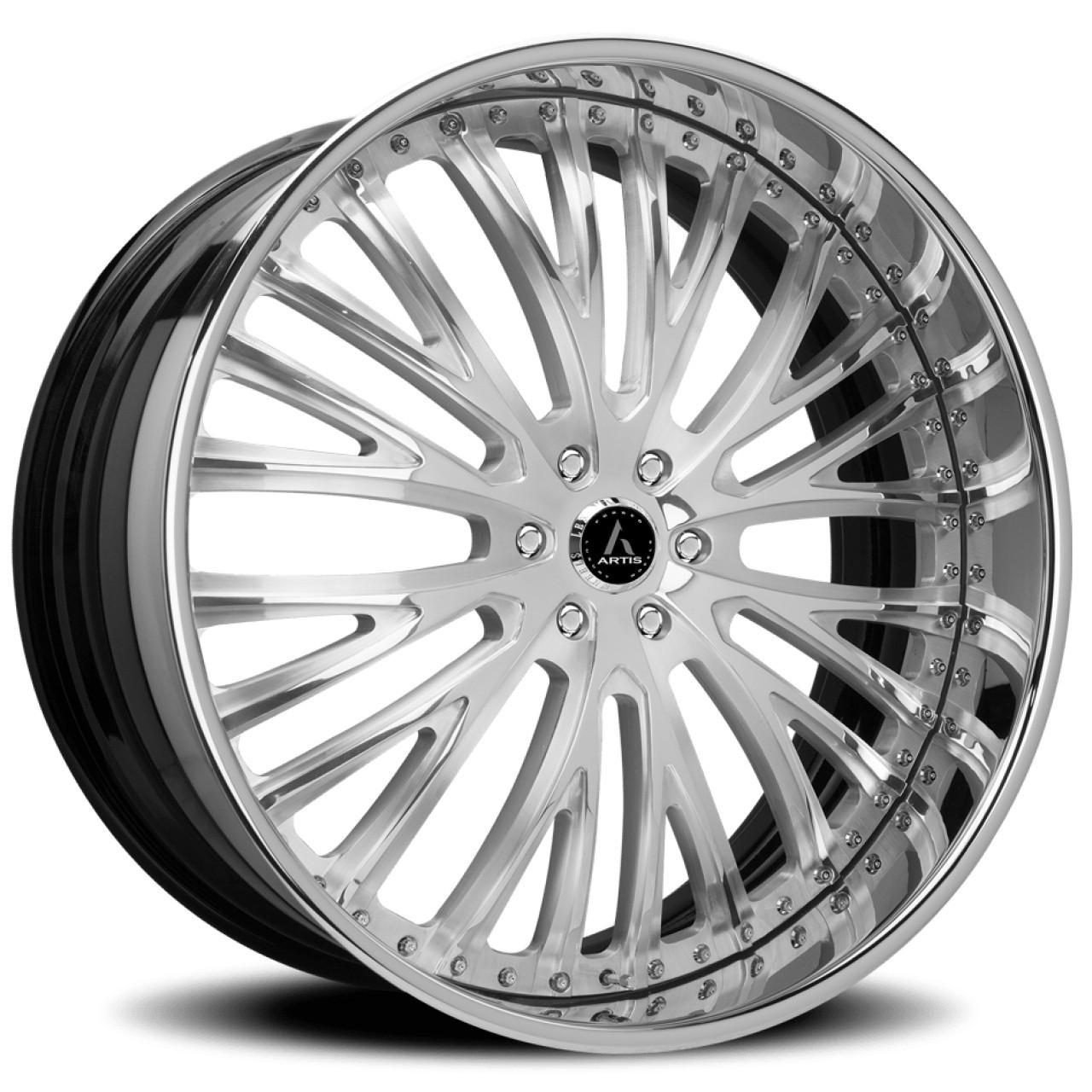 Artis Woodward forged wheels