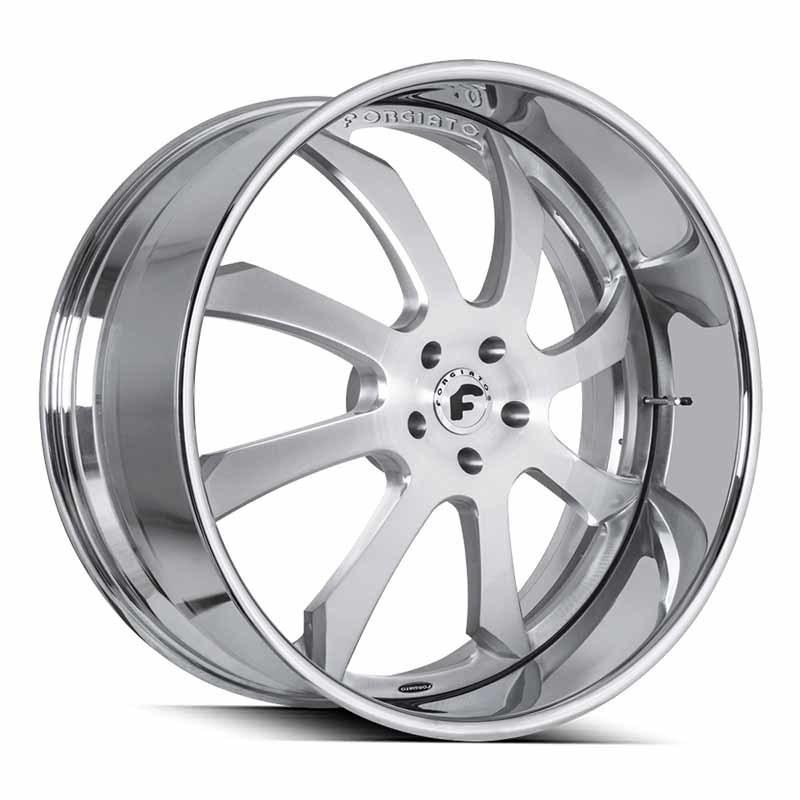 Forgiato Fondare (Original Series) forged wheels