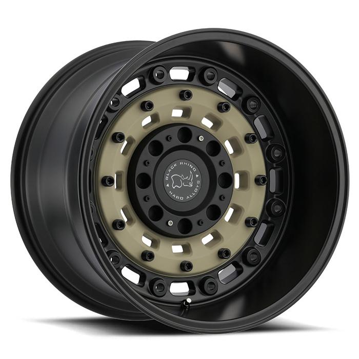 Black Rhino Arsenal  light alloy wheels