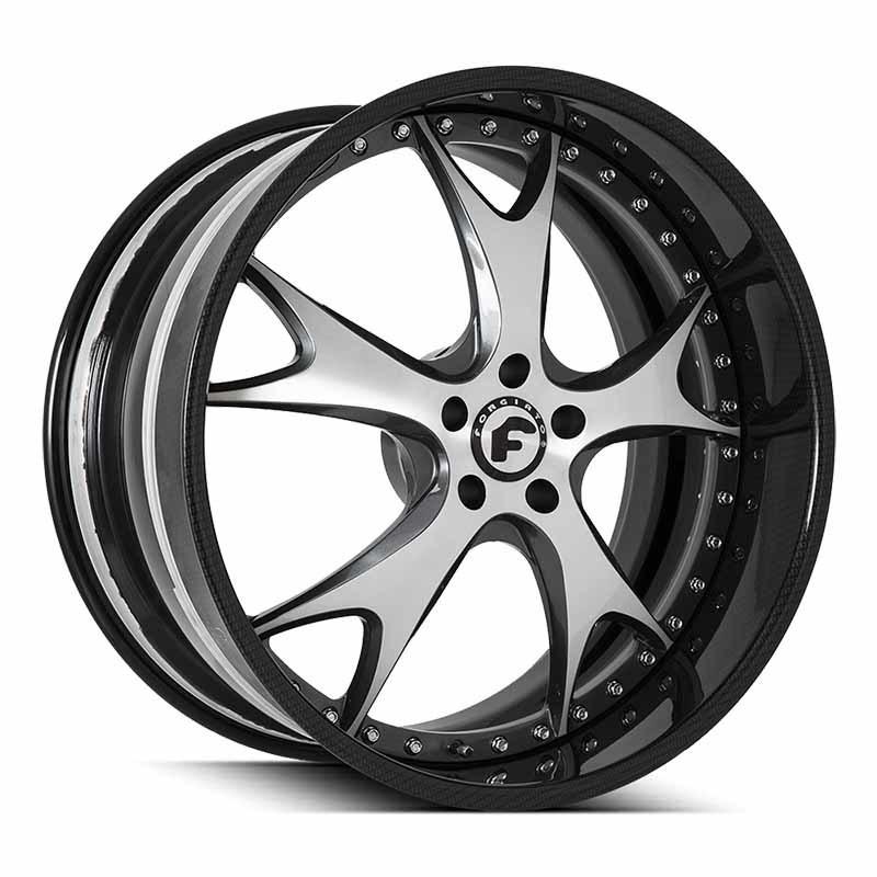 Forgiato Forcella (Original Series) forged wheels