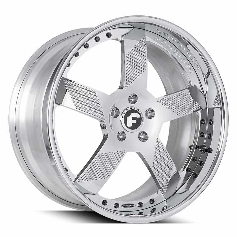 Forgiato Fossette (Original Series) forged wheels