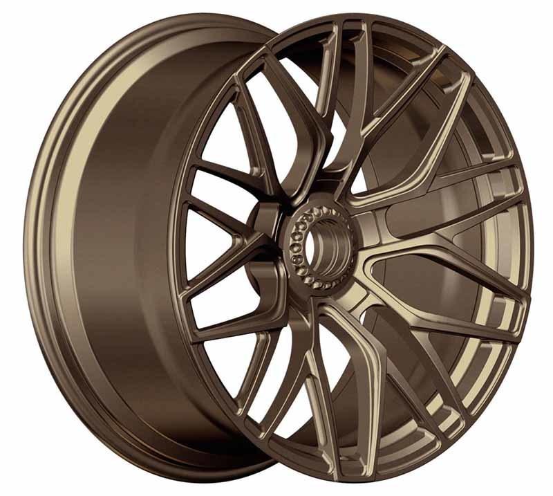 Beneventi K10C forged wheels