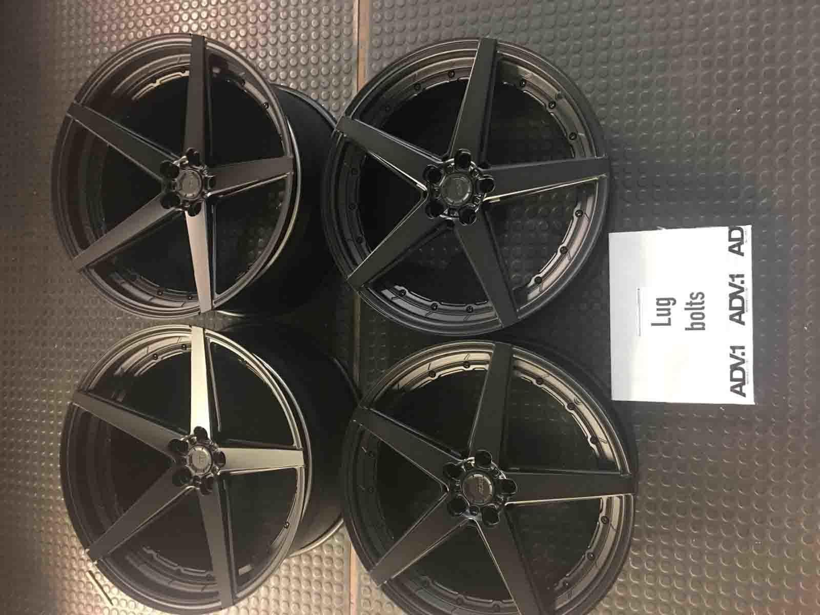 ADV.1 ADV5 M.V2 (Advanced Series) forged wheels