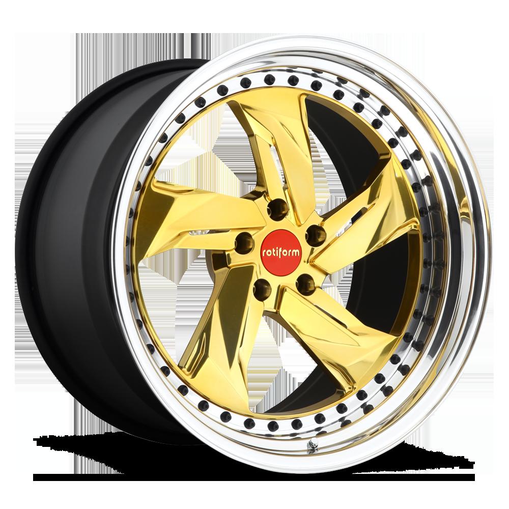 Rotiform MUC 3 piece forged wheels