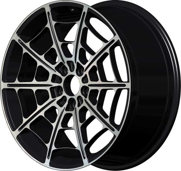 Solomon Alsberg Itaka forged wheels
