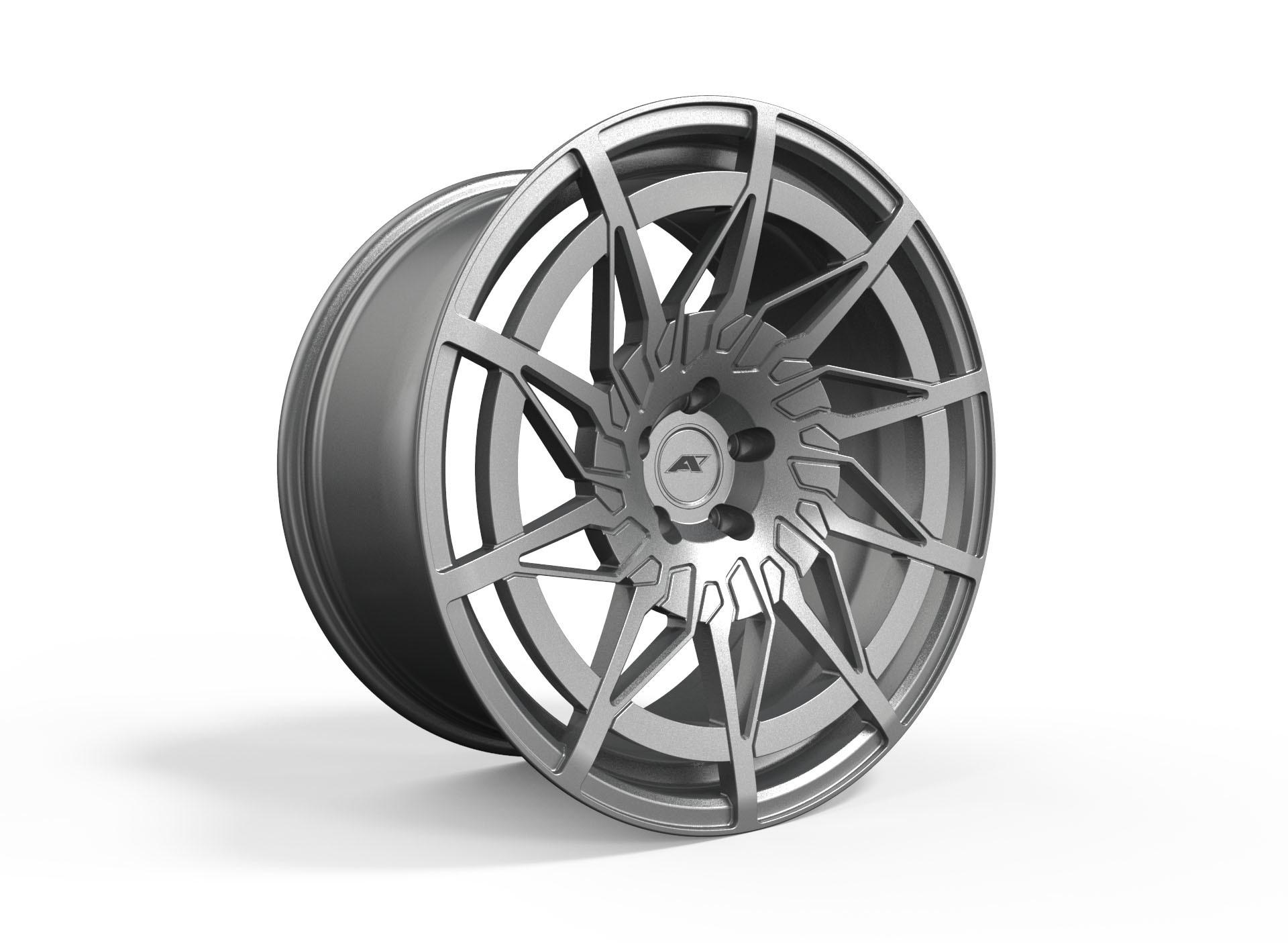AMP Forged Wheels AMP 10 PT