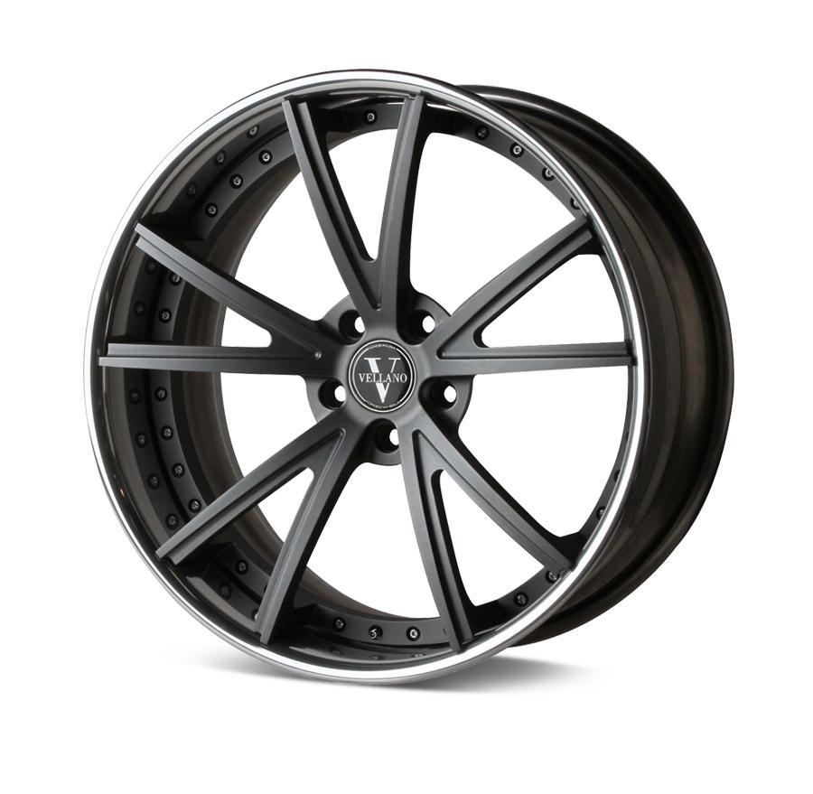Vellano VCV forged wheels