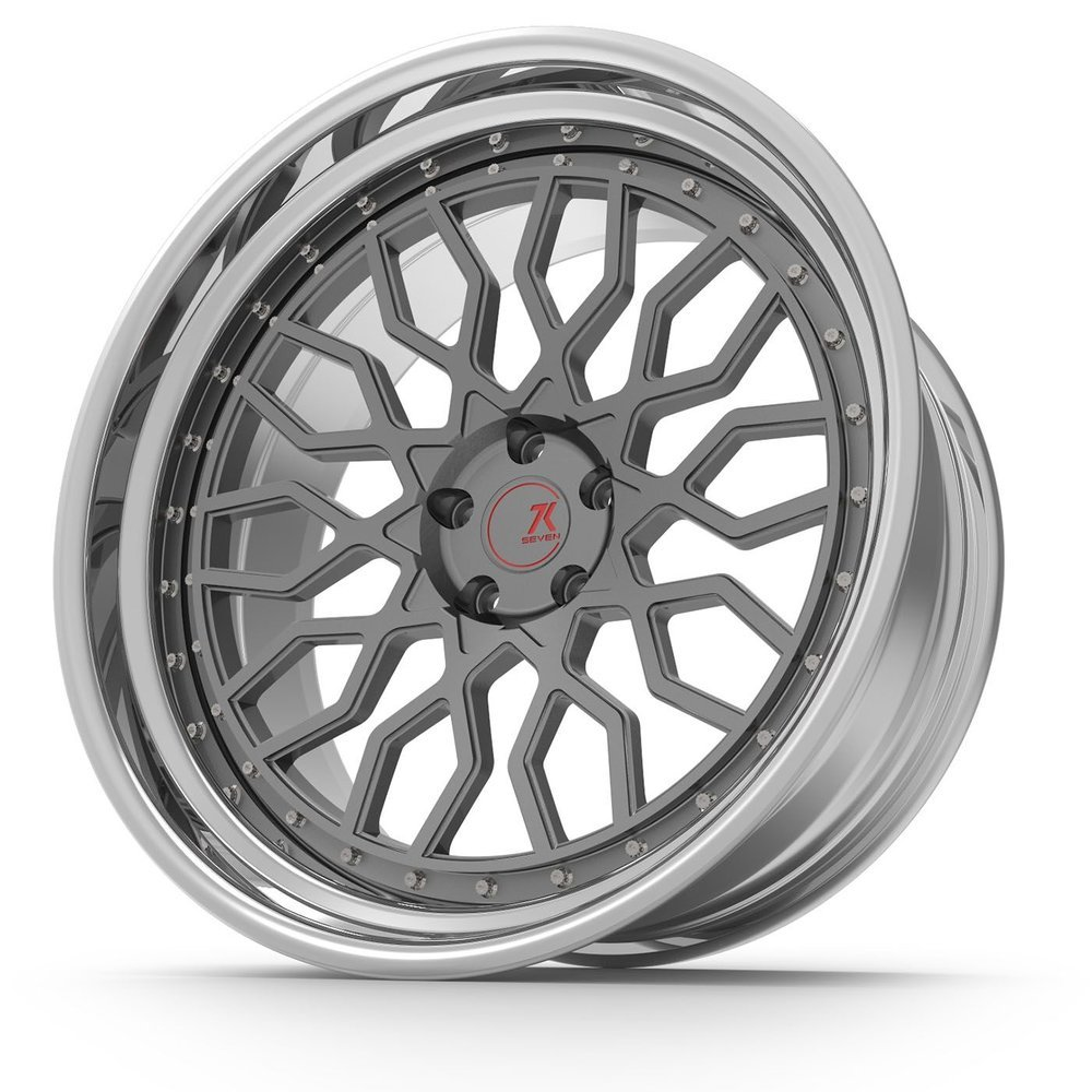 SevenK MECHA forged wheels