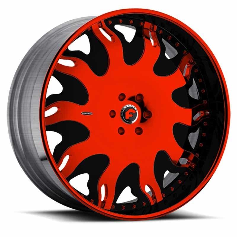 Forgiato Grassetto (Original Series) forged wheels