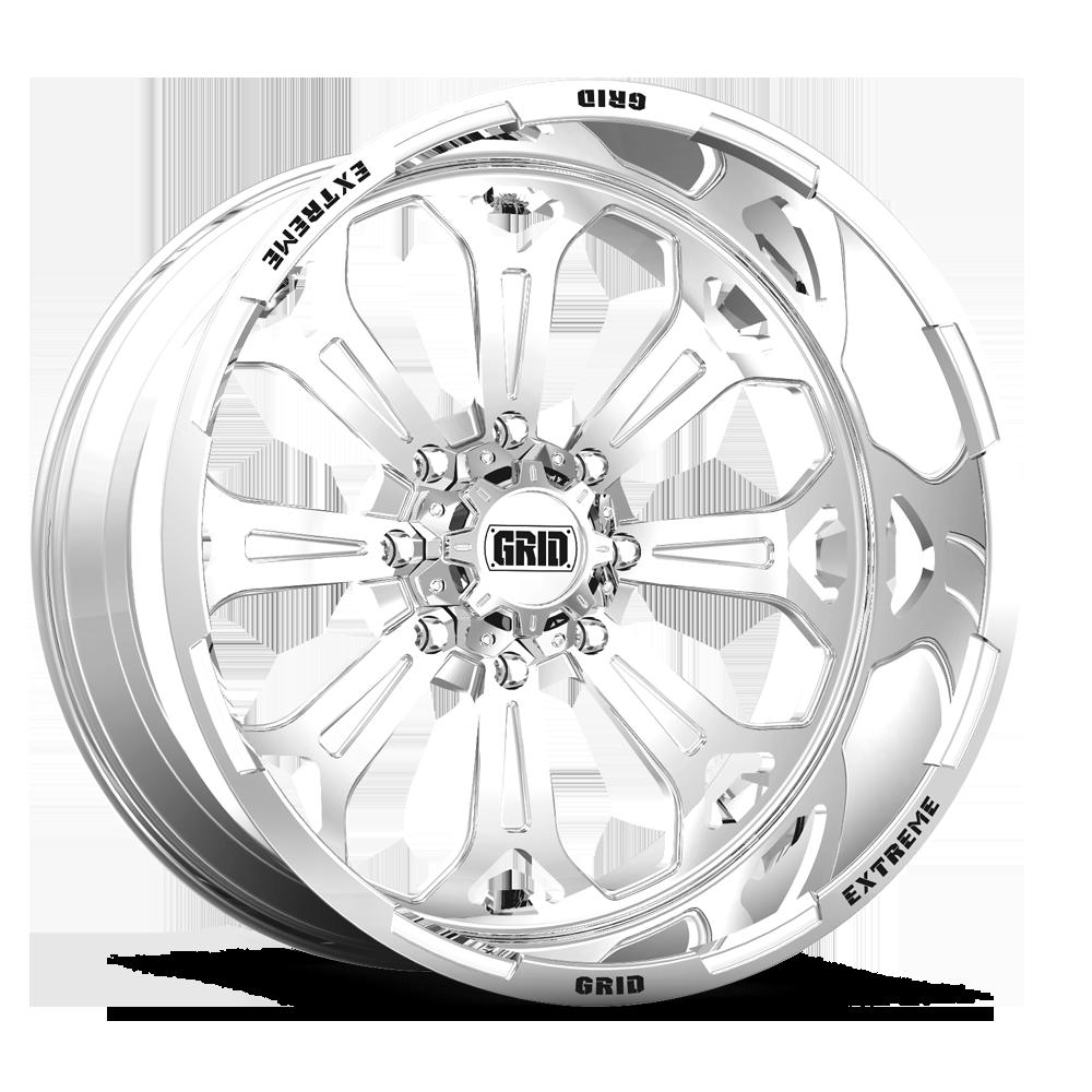 Grid Off-Road GF-M3 forged wheels