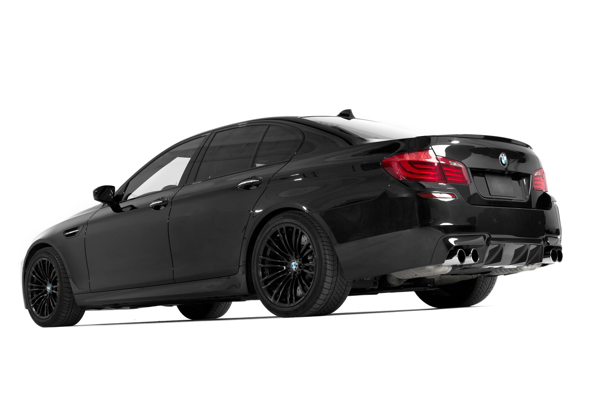 Sterckenn Carbon Fiber diffuser for BMW M5 F10 new model