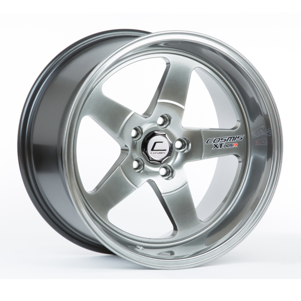 Cosmis ZT-005R Hyper Black forget wheels