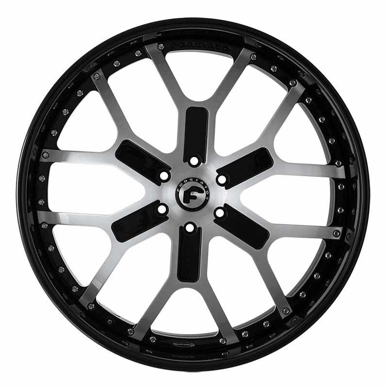 Forgiato GTR-6 (Original Series) forged wheels