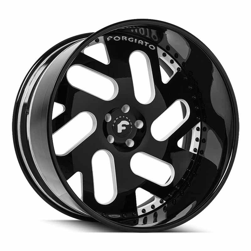 Forgiato Indierto-B (Original Series) forged wheels