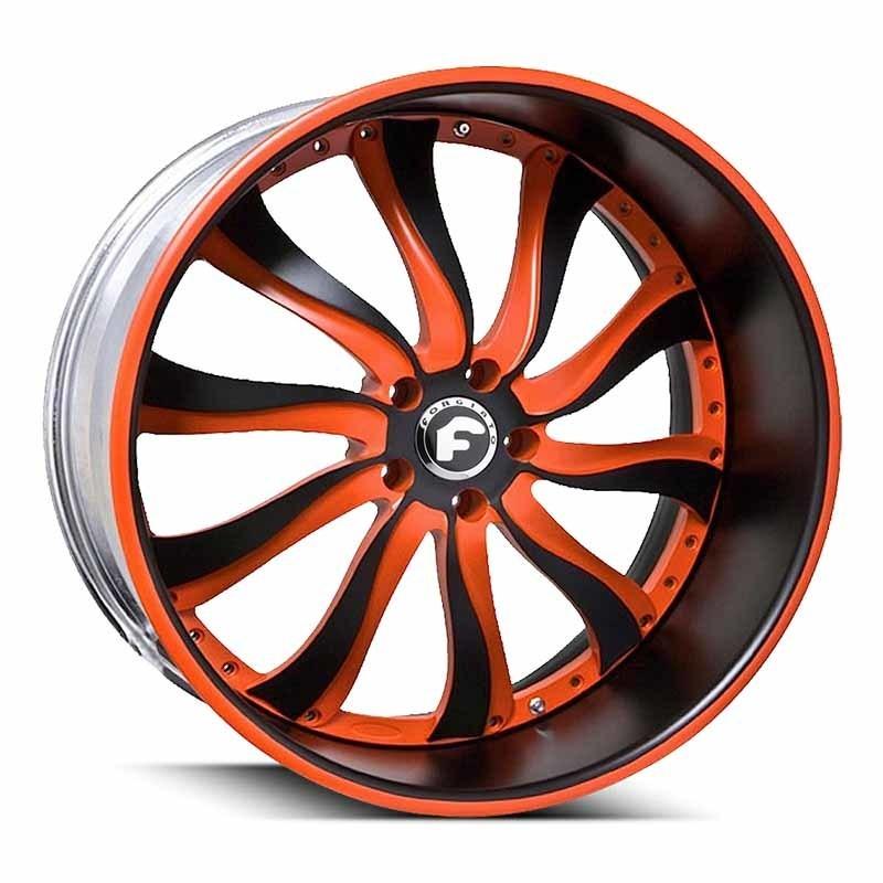 Forgiato Inferno (Original Series) forged wheels