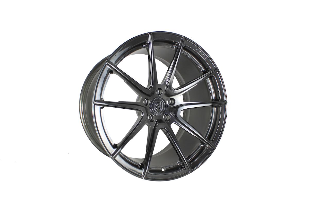Strasse  SV5 DEEP CONCAVE MONOBLOCK Forged Wheels