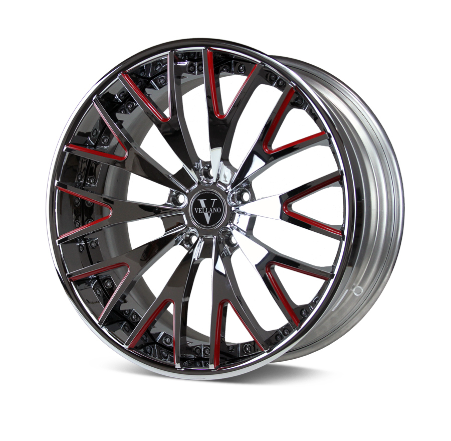 Vellano VCM forged wheels