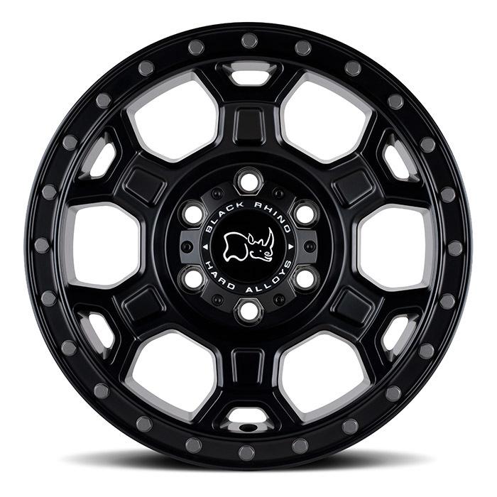 Black Rhino Midhill light alloy wheels