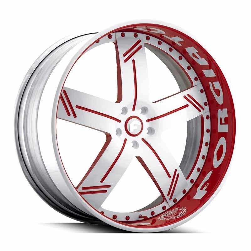 Forgiato Linee (Original Series) forged wheels