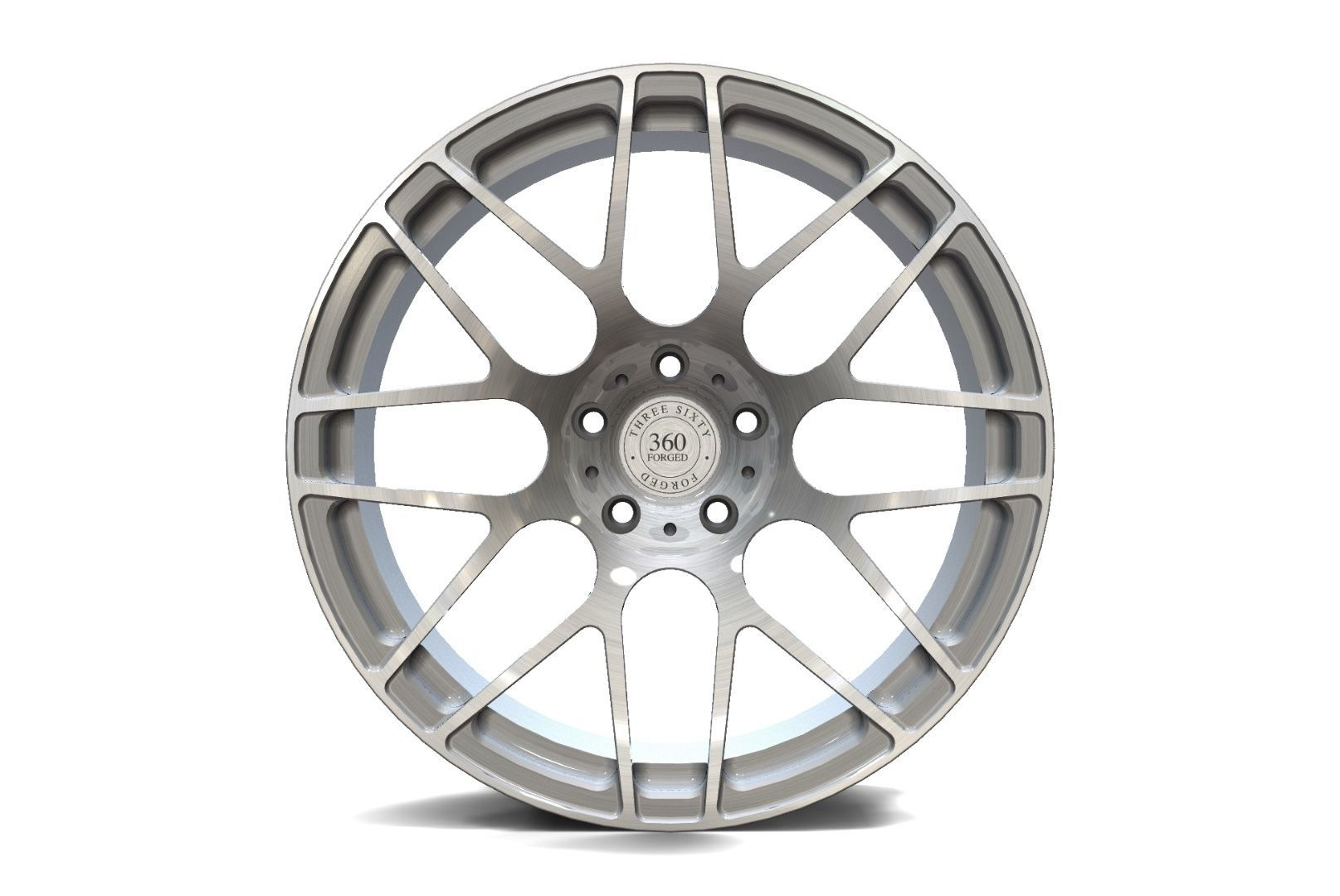 360 Forged wheels MESH 8 SERIES ONE