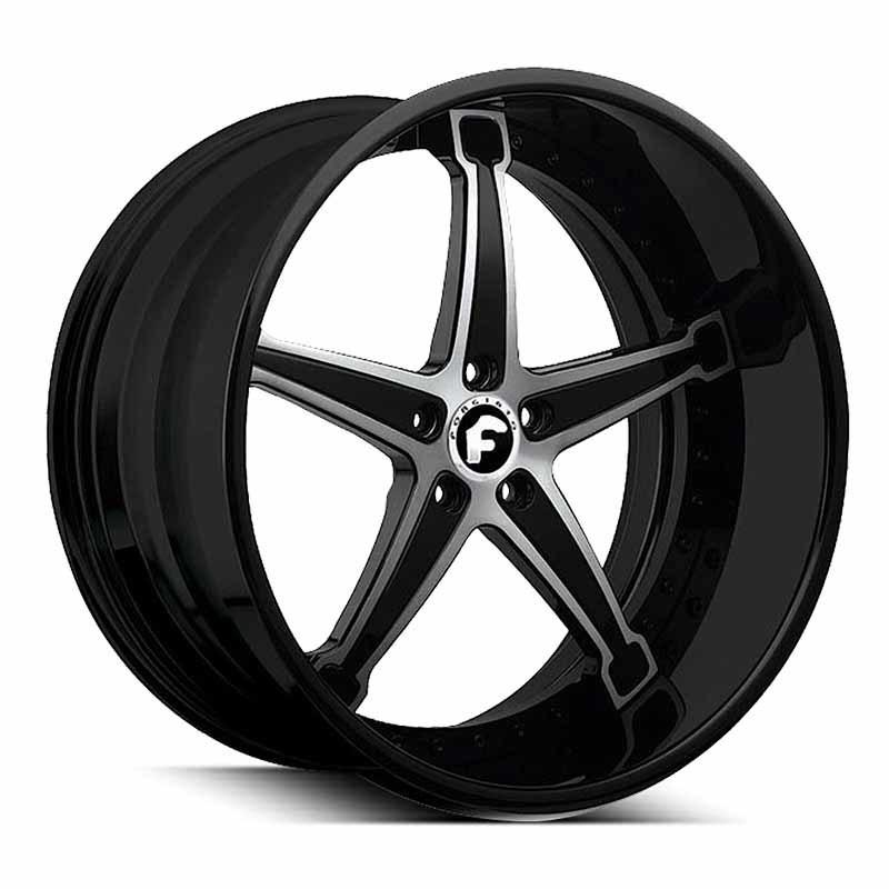 Forgiato Martellato (Original Series) forged wheels