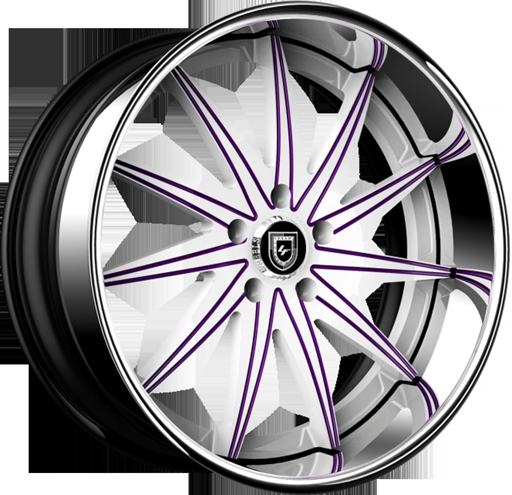 Lexani LF-751 TOPAZ Forged Wheels