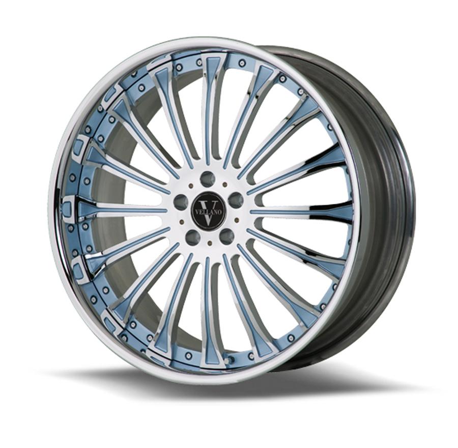 Vellano VTC forged wheels